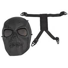 Маска-шлем для страйкбола, мотоцикла лыжная маска, для Хеллоуина, фото 3