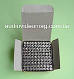 Запобіжник 2.5 А 250V 5 х 20 мм, скляний плавкий. Упаковка - 100 шт, фото 2