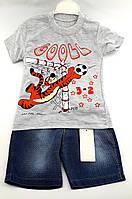 Шорты и футболка для мальчика 3 года