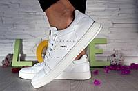 Женские кожаные кеды кроссовки Stan Smith, фото 1