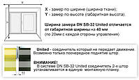 DN SB-32 United, фото 3
