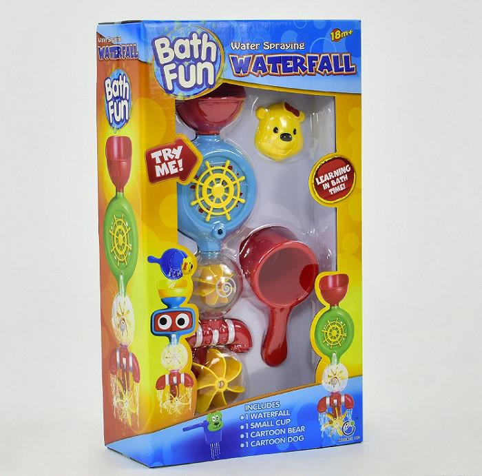 Игрушка для ванной Водопад 9907 на присоске