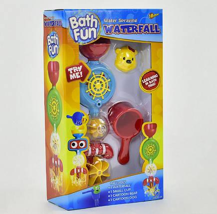 Игрушка для ванной Водопад 9907 на присоске, фото 2