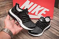 Кроссовки детские Nike Air Presto Flyknit Ultra, черные (2540-4), р. 31-36