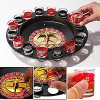 Алкогольная игра - Пьяная рулетка на 16 стопок i3-90