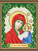 ArtSolo АТ6001 Богородица Казанская, набор в алмазной технике