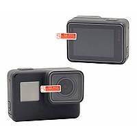 LCD Дисплей Защитная пленка для экрана Plus камера Объектив Защитная пленка для GoPro Hero 5 камера