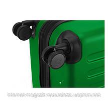 Чемодан дорожній Hauptstadtkoffer Spree Midi зелений, фото 3
