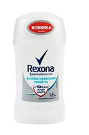 """Дезодорант """"Rexona stik"""" Антибактериальный свежий (50 мл.)"""