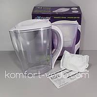 Фильтр-кувшин AquaKut Fresh, 2.5 л, фото 1