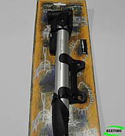 Насос Тайвань Алюминиевый с манометром, не телескопический 91