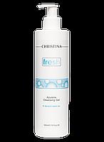 Азуленовий очищающий гель 300мл для чувствительной исклонной к покраснениям кожи Christina, Кристина