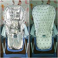 Двухсторонний чехол на стульчик для кормления Peg Perego Tatamia