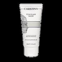 """Поросуживающая маска """"Порцелан"""" для жирной и проблемной кожи Christina, Кристина"""