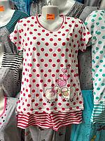 Пижама женская,шорты и футболка