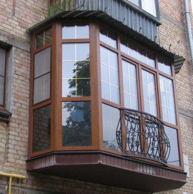 Балкон лоджия.