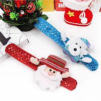 НовогоднееукрашениеКулонКольцосискрящимися блестками Украшения для детей Дети Подарочные игрушки