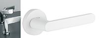 Дверная ручка VDS Nesh белая