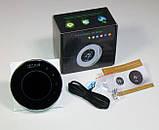 Сенсорный программируемый терморегулятор Heat Plus BHT-5000 Black, фото 4