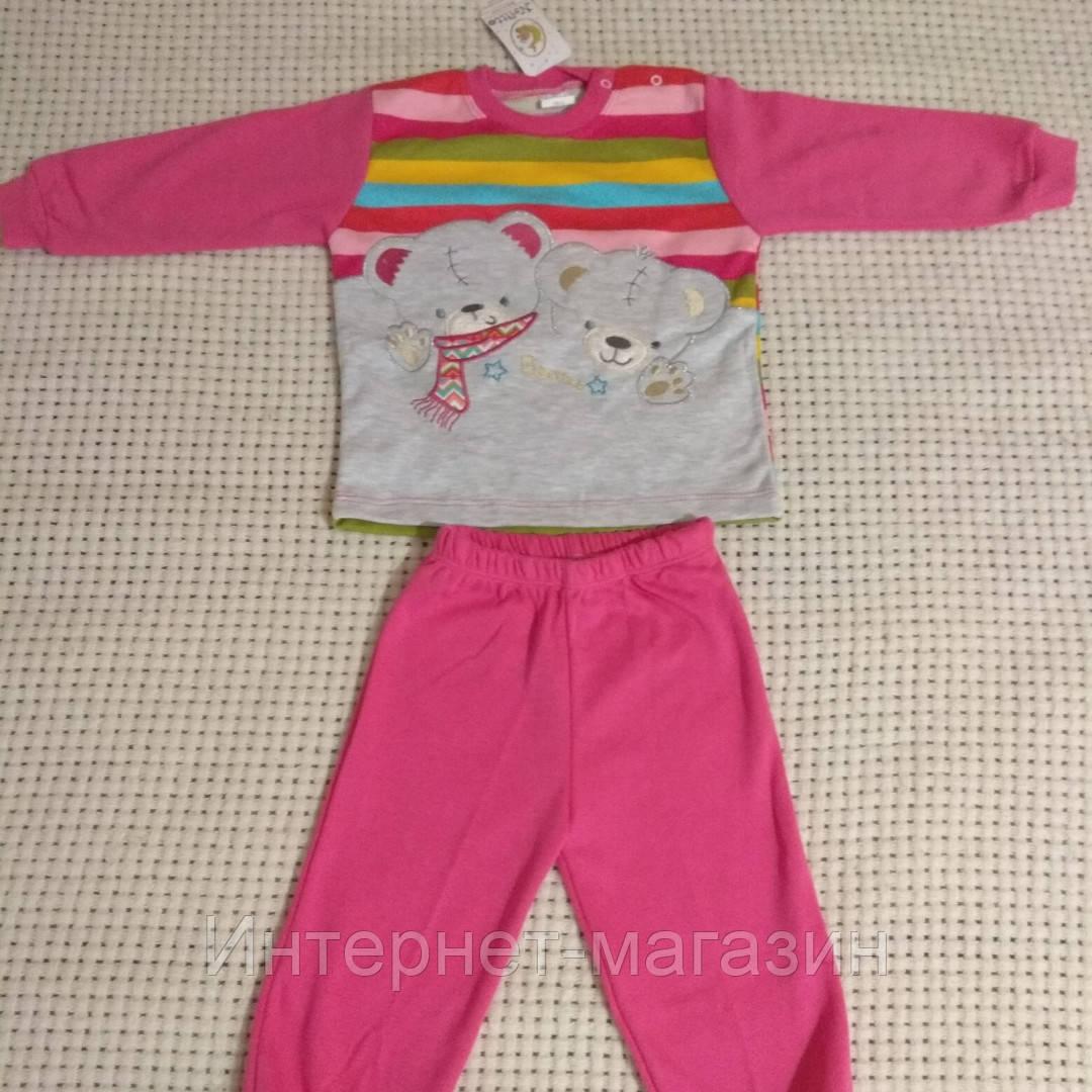 36cb91e84f35 Пижама детская 1-2 года девочке. Хлопок. Турция  продажа, цена в ...