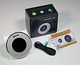 Сенсорный программируемый терморегулятор Heat Plus BHT-5000 Silver, фото 3