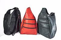 Сумка - рюкзак кожа