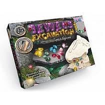 Набір для проведення розкопок Камені, JEWELS EXCAVATION, виробництво Україна JEX-01-02 ( ФР-00007576 )