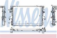 Радиатор охлаждения  Фольксваген KOMBI / CARAVELLE V/ KOMBI V/ MULTIVAN/ Транспортер (пр-во NISSENS 65282A)