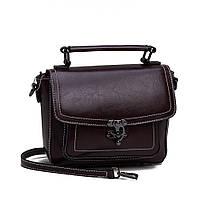 Женская сумка клатч Grays коричневый  цвет , фото 1