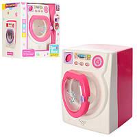 Детская стиральная машина, открывающаяся дверца,  звуковые и световые эффекты