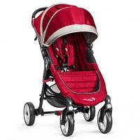 Прогулочная коляска BABY JOGGER City Mini Single 4W Crimson/Gray