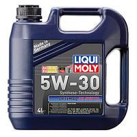 Автомасло Liqui Moly 5w-30 (ликви моли Оптимал Синт) Optimal HT Synth:синтетика для всех двигателей LQ39001