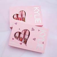Kylie Cosmetics The Birthday Collection Matte Liquid Lipsticks (Реплика)