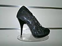 Акриловая полка в экономпанель для обуви