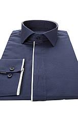 Рубашка Lui синяя, фото 3