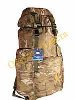 Рюкзак туристический Breeze 71162 мультикам 65 литров