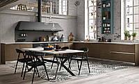 Деревянная кухня в стиле лофт IRIDE фабрика AR-TRE (Италия)