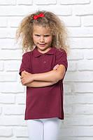 Футболка - поло детская, девочка / мальчик, JHK, Испания, цвета, размеры от 1 года до 14 лет