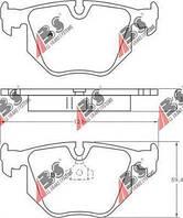 Тормозные колодки  BMW, LANDROVER, MASER (пр-во A.B.S. 36715)