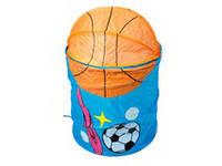Тканевая корзина для игрушек bt-tb-0014 Баскетбол