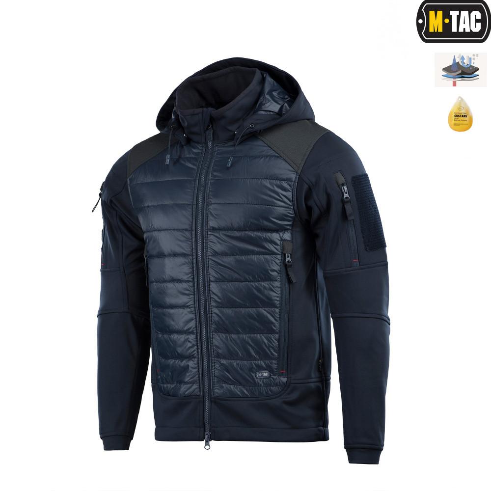 Тактична куртка ВІКІНГ Lightweight DARK NAVY BLUE