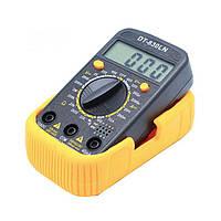 Мультиметр UK-830LN (DT-830LN), тестер