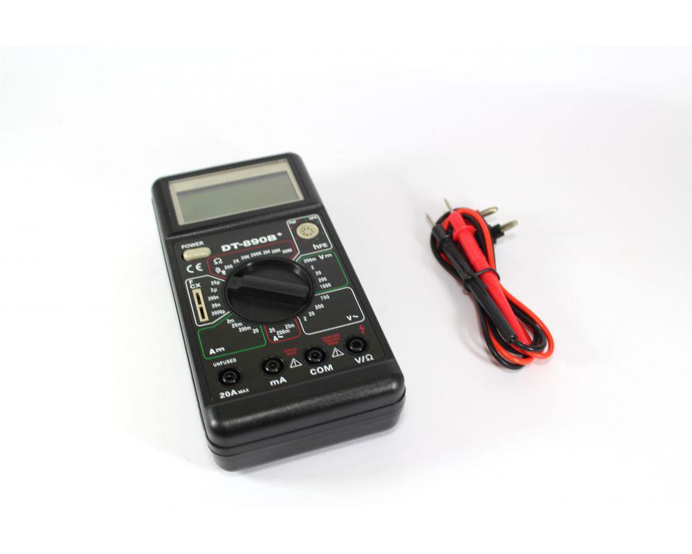 Цифровий мультиметр M890B+ (тестер)