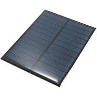 6V 1.1W 200mA 112x84mm Солнечная Панель поликристаллического кремния эпоксидной смолы Mini Солнечная Cells Module