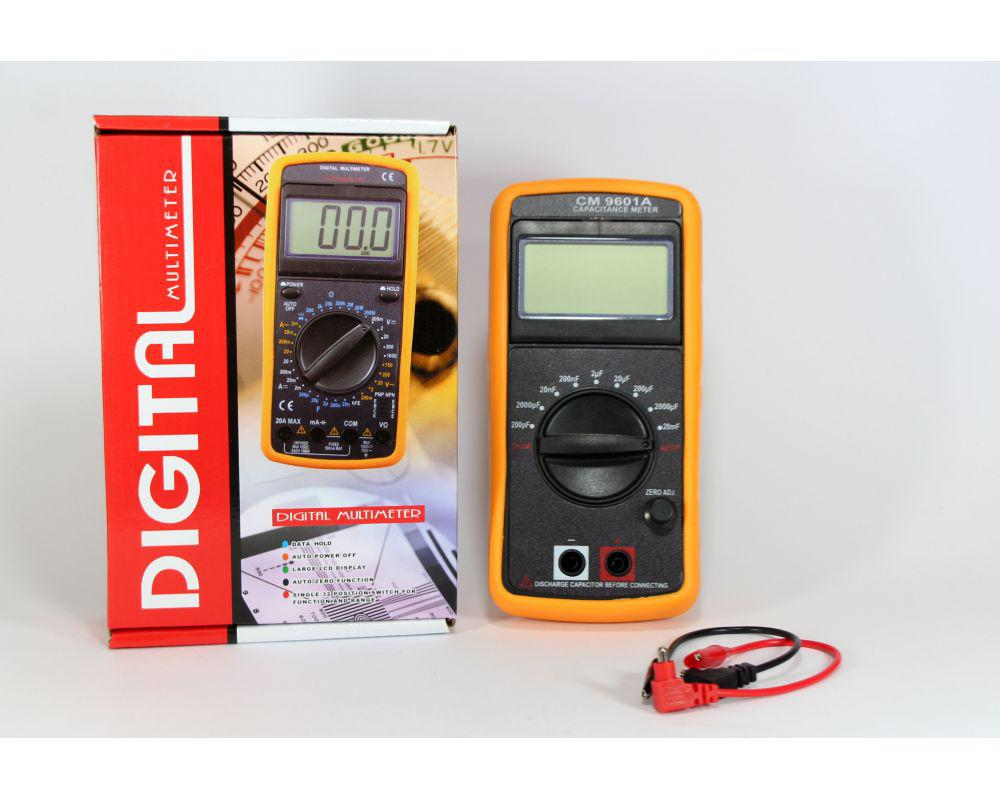 Тестер мультиметр CM-9601A