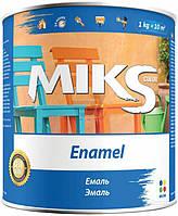 Эмаль алкидная MIKS Color морская волна глянец 3л