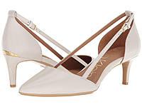 Туфли на каблуке (Оригинал) Calvin Klein Pashka Soft White