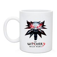 Чашка The Witcher 3