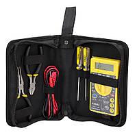Набор мультиметр цифровой с набором (сумка) Sigma (4008531)