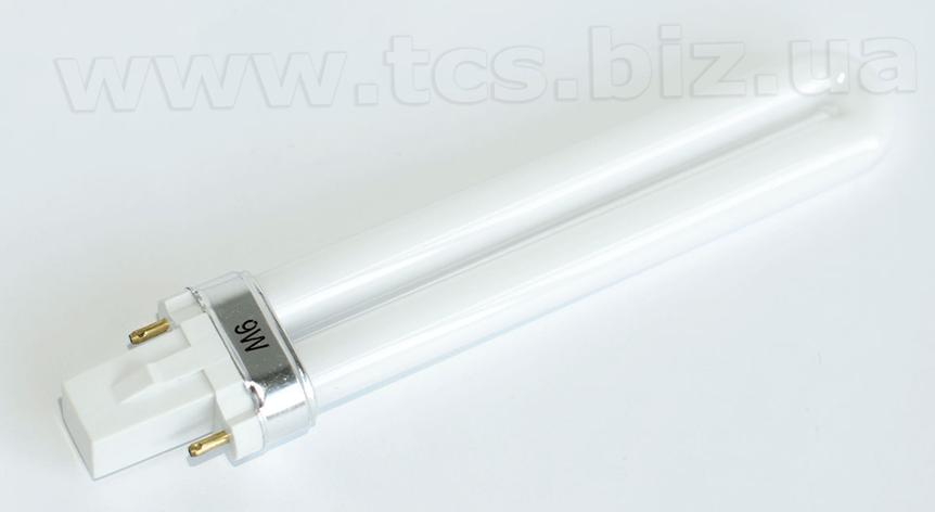 PL 9W-G23 6400K (LH-9U /842/G23 9 Вт, 110-230В) Люм.лампа, фото 2
